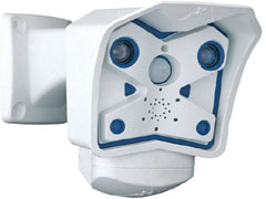 Video Ibiza Mobotix M12D dual Night Kamera
